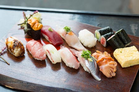 【A】寿司大