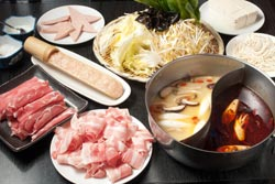 中華料理 逸品火鍋の取材記事