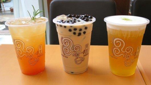 台湾茶の専門店が本場からやってきた!『Gong cha(ゴンチャ)原宿表参道店』9/27グランドオープン