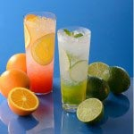 果汁入りの爽やかなスパークリング「ブラッドオレンジスパークリング」期間限定発売