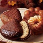 今年もやってきた!かわいい栗の形の「マロンドーナツ」4種 期間限定発売
