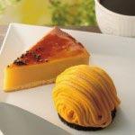 秋のおいしさをスイーツに!「かぼちゃのモンブラン」「スイートポテトケーキ」限定発売!