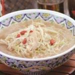 小籠包の美味しさをラーメンで!「豚肉の超コラーゲン麺」期間限定発売
