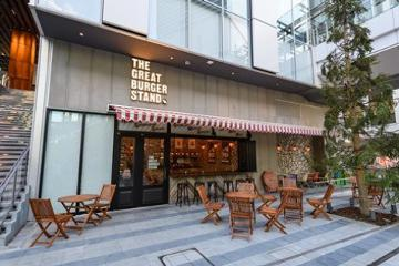THE GREAT BURGER STANDの写真1