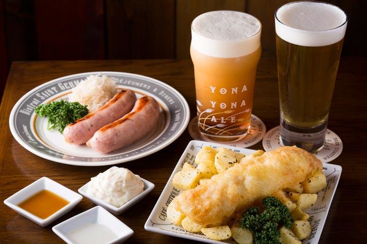 クラフトビール激戦区・新宿のおすすめビアダイニング