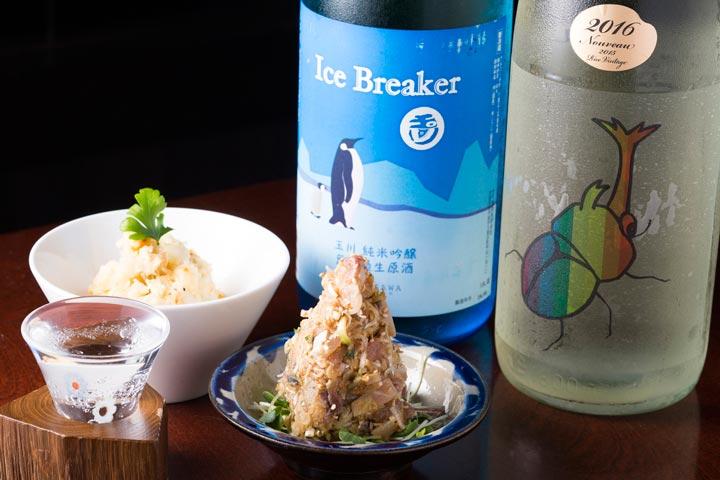 もっと日本酒を楽しもう!新宿でこだわりの日本酒が飲めるお店